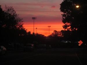 sunrise auburn