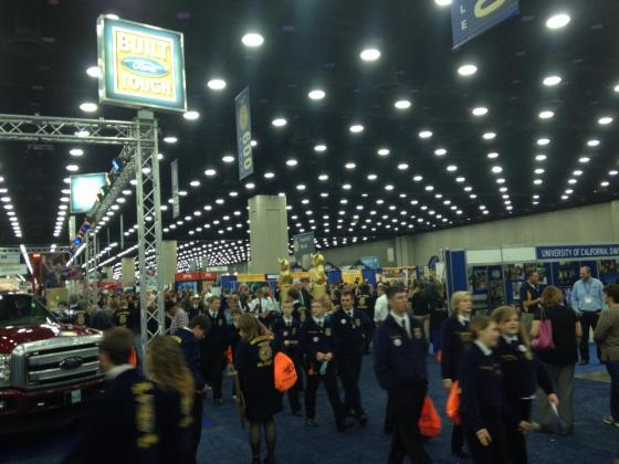 The 86th National FFA Convention Is Underway!